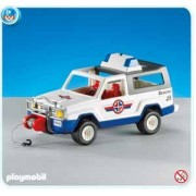 Playmobil Rescue Vehicle