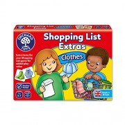 Orchard Toys Shopping List Booster Pack - Clothes