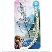 Accessories Frozen Elsa Anna (Crown Hair Band Frozen Wand)