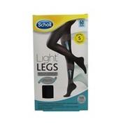 Light legs collant de compressão 60den preto tamanho s - Dr Scholl