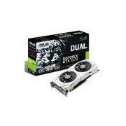 Placa de Vídeo VGA Asus NVIDIA GeForce GTX 1070 Dual OC 8GB, GDDR5, 256-Bits - DUAL-GTX1070-O8G