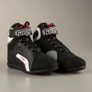 Furygan Schuhe Jet D3O Sympatex Lady Schwarz-Pink