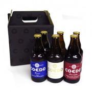 ≪COEDO≫COEDO ビール6本詰 C ☆