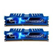 Memoria Ram DDR3 8Gb / 2400 cl11 g.skill kit 2x4Gb 8gxm ripjawsx