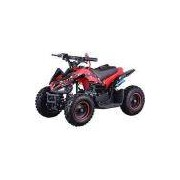 Mini Quadriciclo ATV Bull BK-502 49CC Vermelho Bull Motors