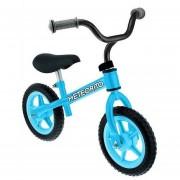 Bicicleta Infantil Sin Pedal Equilibrio Aprendizaje - Celeste