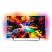 "Philips 55pus7303/12 Tv Led 55"" 4k Ultra Hd Ambilight Smart Tv Android Tv Classe"