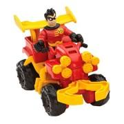 Imaginext DC Super Friends - Robin & Fyrhjuling