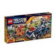Jucarie Lego Nexo Knights : Axl Tower Carrier