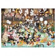 Puzzle 1000 Piezas Mickey Aniversario - Clementoni