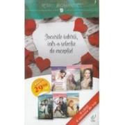 Jocurile iubirii intr-o selectie de exceptie 6 carti