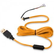 Cablu USB pentru mouse Glorious PC Gaming Race Ascended Cable V2 - Glorious Gold, G-ASC-GOLD-1