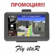 GPS навигация Fly StaR Q6 – 4.3'' + 4GB