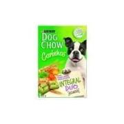 Biscoito Dog Chow Carinhos Integral Duo para Cães Adultos Sabor Frango & Cenoura e Frango Espinafre
