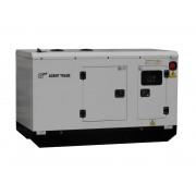 Generator de curent trifazat AGT 20 DSEA, isonorizat, 20 kVa