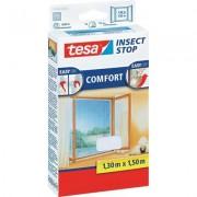 TESA COMFORT szúnyogháló ablakra, 1,3 x 1,5 m, fehér (530493)