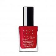 Avon Dlouhorvající lak na nehty True Color (Nail Wear Pro+) 10 ml Pastel Pink
