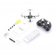 JJR/C H8 Mini 2.4G 4CH 6-axis Gyro Modo Headless Drone 360 Flips Quadcopter Negro