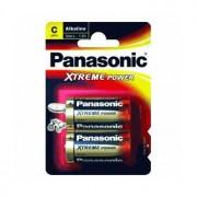 Panasonic LR14 Alkaline 1,5V, 2-pack