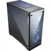 Кутия за настолен компютър, Segotep K7 ATX mid tower черна, SG-K7-BK_VZ