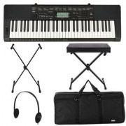 Casio CTK-3500 Deluxe Bundle