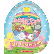 My Easter Egg: A Sparkly Peek-Through Story: A Sparkly Peek-Through Story, Paperback