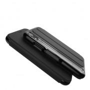 Gear4 Oxford Etui portefeuille Etui pour téléphone iPhone XR - Noir