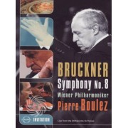 Video Delta Anton Bruckner - Symphony no. 8 - DVD