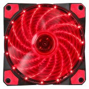 Ventilator 120 mm Marvo FN-10 Red