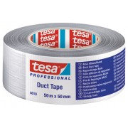 Banda universala Basic Duct Tape 25mx50mm Gri 4610