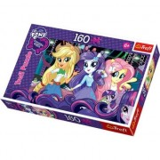 Puzzle Trefl - Equestria Girls At The Ball, 160 piese (15311)
