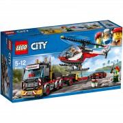 Lego City: Camión de transporte de mercancías pesadas (60183)