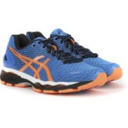 Asics GEL-NIMBUS 18 Running Shoes For Men(Blue)