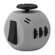3 Generacion de 6 caras de alivio de estres Cube Dice Finger Toys