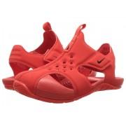 Nike Sunray Protect 2 (InfantToddler) Habanero RedBlackHabanero Red