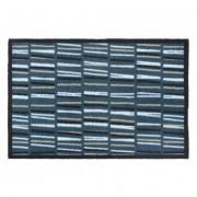 Hamat prestige block & stripe aqua 50x75