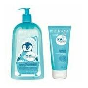 Abcderm gel de douche suave para crianças 1l + hydra 200ml - Bioderma