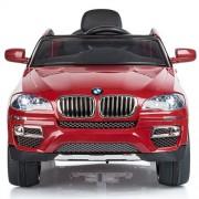 Masinuta electrica cu telecomanda Chipolino BMW X6 red