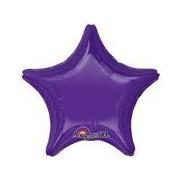 "Quartz Purple Star 18"""