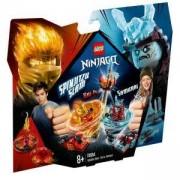 Конструктор Лего Нинджаго - Spinjitzu Slam – Kai vs. Samurai, LEGO NINJAGO, 70684