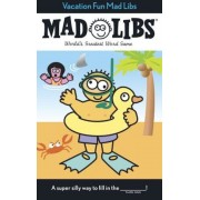 Vacation Fun Mad Libs, Paperback