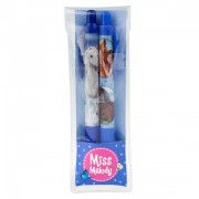 Miss Melody toll 2 db-os kék