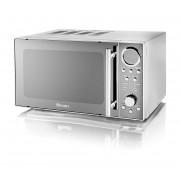 Swan SM3080N Digital Solo 20 L Microwave - Silver