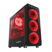 Irid 300 Gaming PC Midi Tower kućište bez napajanja sa providnom stranicom Genesis
