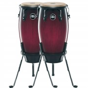 "Meinl Headliner Conga Set HC512-WRB, 11""+12"", Wine Red Burst #WRB"