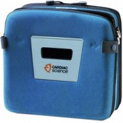 borsa custodia trasporto defibirillatore cardiac science powerhearth g
