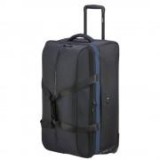 Delsey Egoa 69cm 2-Wheel Duffle Bag - Black