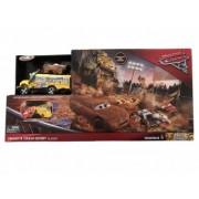 Cars 3 Crazy 8 Crashers Smash and Crash Derby DXY95 set de joaca