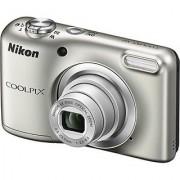 Nikon Coolpix A10 Point Shoot Camera(Silver)