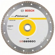 Диск диамантен за рязане ECO for Universal 230x22.23x3.0x7, 2608615048, BOSCH